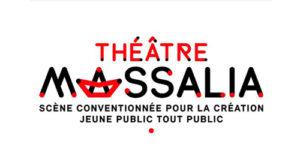 Logo Théâtre Massalia