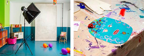 Atelier photographie et arts plastiques