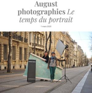 August article dans Photorama