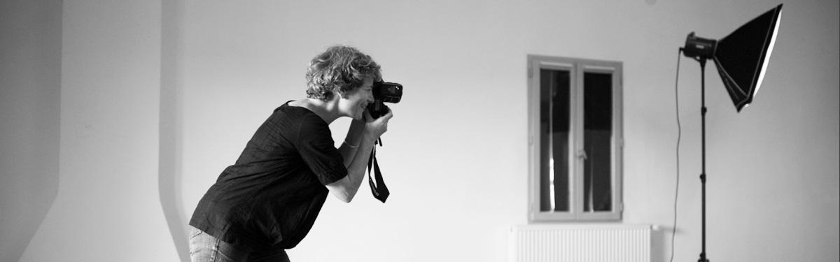 August studio photo